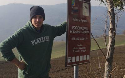 Michele Bugané, Poggiolone, Loiano