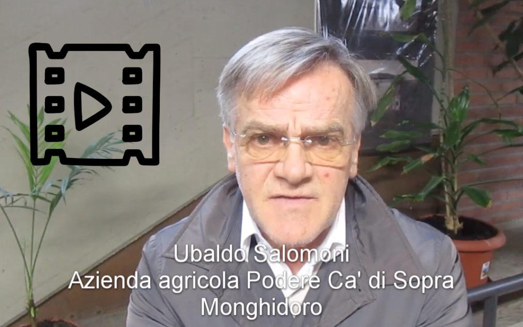 Ubaldo Salomoni, Cà di sopra, Monghidoro