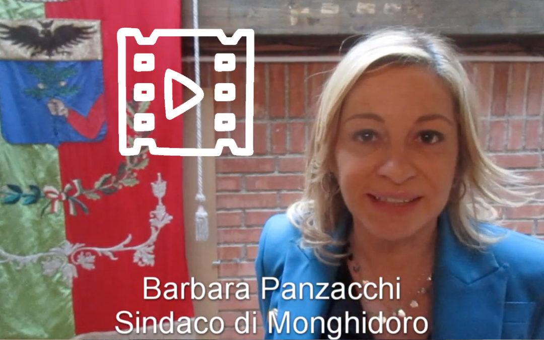 Barbara Panzacchi, Sindaco di Monghidoro