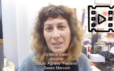 Cristina Valeri, Istituto Ferrarini, Sasso Marconi