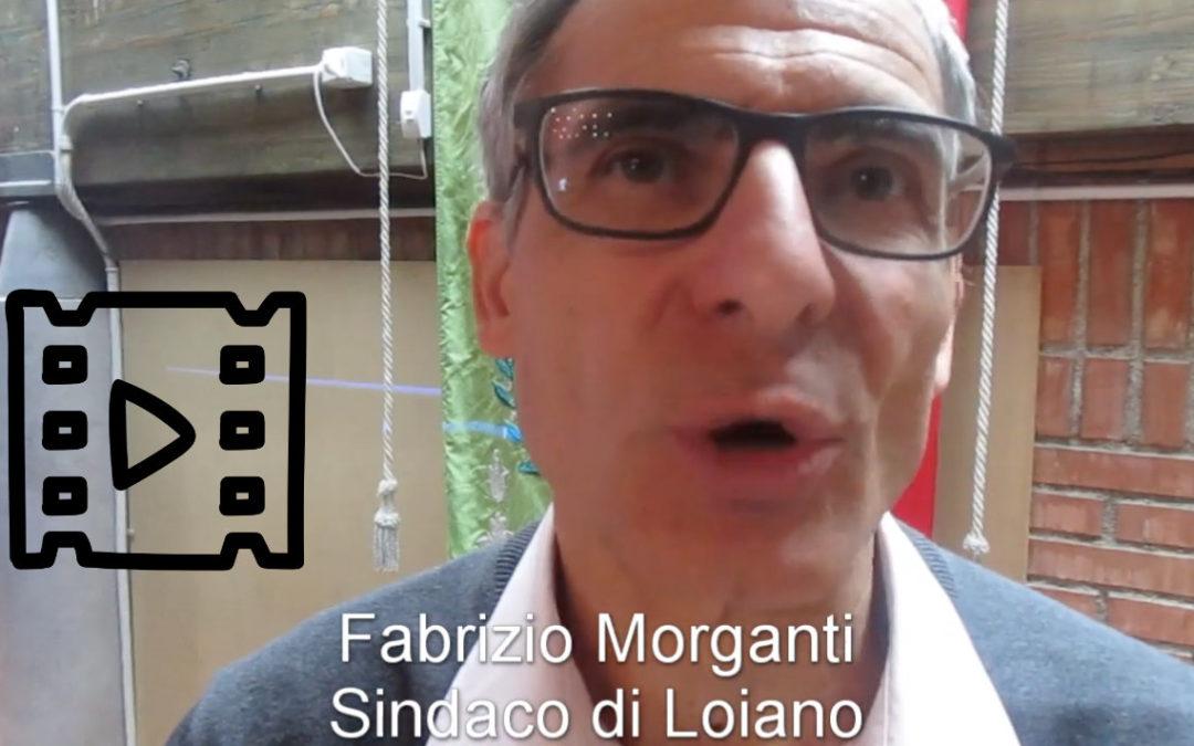 Fabrizio Morganti, Sindaco di Loiano