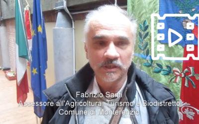 Fabrizio Santi, Assessore, Monterenzio