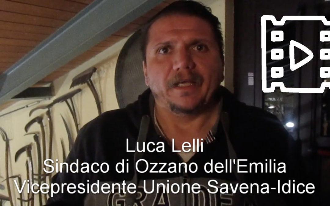 Luca Lelli, Sindaco di Ozzano dell'Emilia