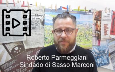 Roberto Parmeggiani, Sindaco di Sasso Marconi
