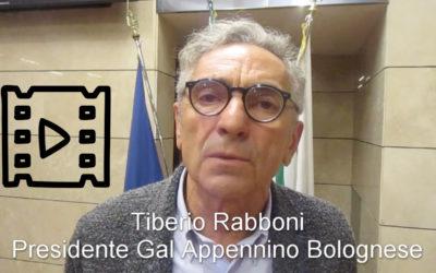 Tiberio Rabboni, Presidente GAL Appennino Bolognese