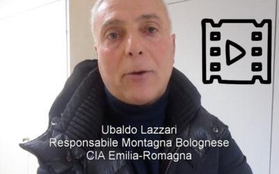 Ubaldo Lazzari, CIA Montagna Bolognese